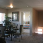 Ironwood Crossing Townhomes Dining Area