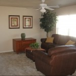 Ironwood Crossing Townhomes Living Area