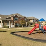 Ironwood Crossing Townhomes Playground