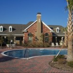Ironwood Crossing Townhomes Pool View