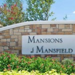 Mansions Of Mansfield Sign