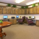 Park Vista Townhomes Business Center
