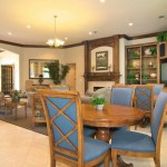 Park Vista Townhomes Dining Area