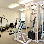 Park Vista Townhomes Fitness Center