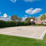 Regency on The Green Basketball Ground