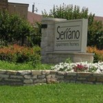 Serrano Ranch Sign