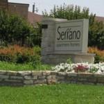 Serrano Ranch Sign