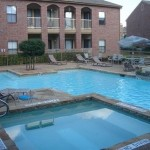 The Heights Apartment Pool