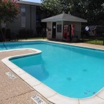 The Place at Westover Hills Pool Area