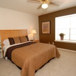 Towne Oaks Master Bedroom