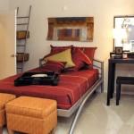 Victorian Quarters At Team Ranch Bedroom