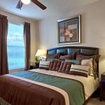 Villa Lago Master Bedroom