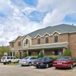 Villas by the Lake Senior Housing Parking Area