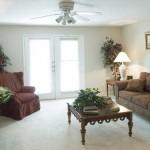 Vistas at Lake Worth Living Room